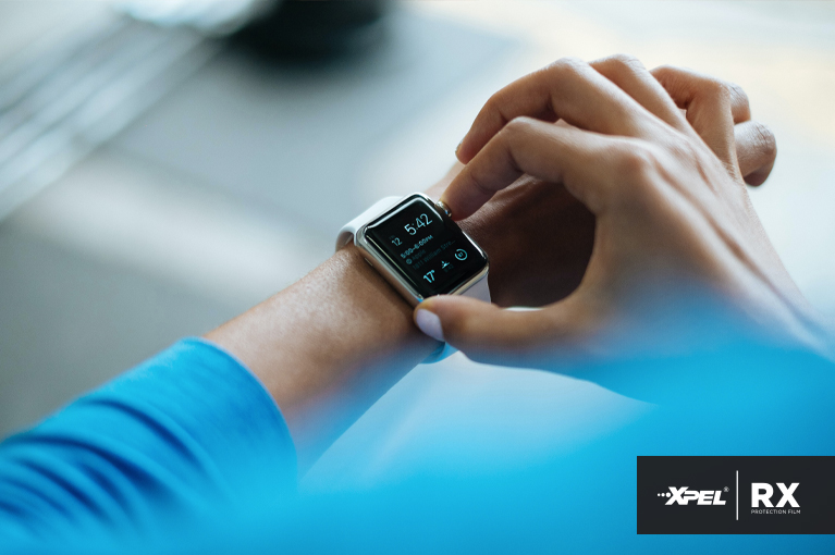 XPEL-RX-ANTIMICROBIAL-PROTECTION-FILM-wearable-tech-personal-devices
